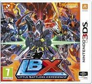 LBX: Little Battlers Experience (Nintendo 3DS)