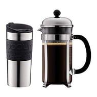 Bodum Coffee Set - Cafetire and Travel Mug