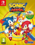 Sonic Mania - Plus Edition (Nintendo Switch)