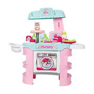 Toddler Nursery Center Toys Pretend Play Tool Set for Kids.