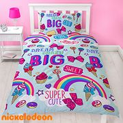 Jojo Siwa Reversable Single Duvet Covet