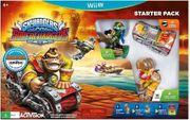 Skylanders Superchargers Starter Pack - Inc. Donkey Kong (Nintendo Wii U) [Used]