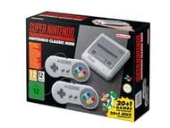 Nintendo Classic Mini SNES Pre-Loaded with 21 Games
