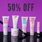 50% off EVERYTHING at Noughty Haircare for Black Friday