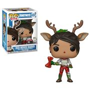 Exclusive Red Nosed Raider Fortnite Pop! Vinyl