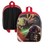 Star Wars Yoda & Darth Vader Junior Backpack