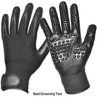 60% off 1 Pair Dog Grooming Gloves Upgraded Pet Grooming Tool