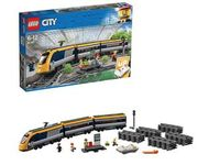 LEGO 60197 City Passenger RC Train Toy, Construction Track Set Only £79.99