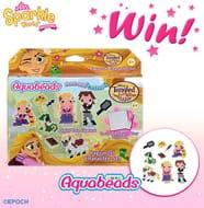 Win an Aquabeads Rapunzel Character Set