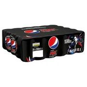 Pepsi Max Cans 30x330ml Cans