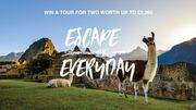 Win a Tour for 2 worth £3,260