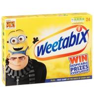 Weetabix 24pk for £1.00 at B&M
