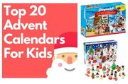 20 Best Toy Advent Calendars 2018 Kids Will Love This Christmas