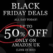 Charcoal Teeth Whitening Black Friday Deals - up to 50% OFF!!!