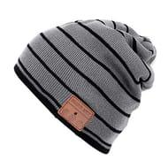 £4.39 Wireless Hat Bluetooth Beanie Hat Cap