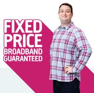 Unlimited 10mb Plusnet Broadband - £18.99 / Month + FREE £75 Prepaid Debit Card