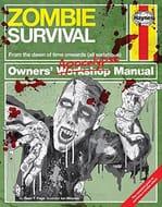 Haynes Zombie Survival Manual - Hardcover
