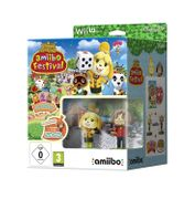 Animal Crossing: Amiibo Festival - Inc. 2 Amiibo Figures, 3 Amiibo Cards (Wii U)