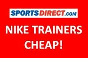 CHEAP NIKE TRAINERS - from £22 at Sports Direct - LOADS at HALF PRICE