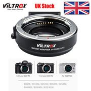 Viltrox EF-EOS M2 0.71X AF Lens Mount Adapter for Canon EOS M/M2/M3M5/M6 Camera