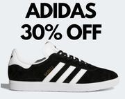 Adidas 30% off Black Friday Voucher