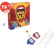 Speak out Game at the Entertainer 75% Off