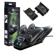 Xbox One Controller Charger, Slopehill Xbox One / One S / One Elite