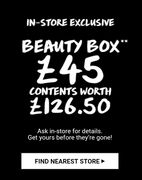 The Body Shop - Black Friday Beauty Box (IN-STORE)