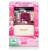 Benefit Superstar Set + 500 Advantage Points + Free Makeover