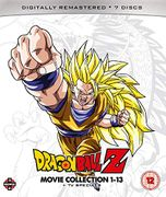 Dragon Ball Z Movie Complete Collection: Movies 1-13 & 1-2 TV Specials (BD)