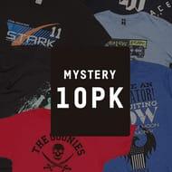10 Branded Geek T-Shirts HP, Goonies, Star Wars