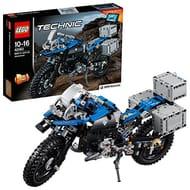 45% off TODAY! LEGO 42063 Technic BMW R 1200 GS Adventure Motorbike