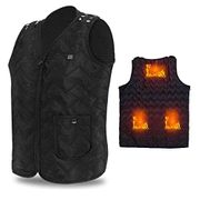 Black Friday £20 OFF, USB Heated Vest Size Adjustable Free Shipping