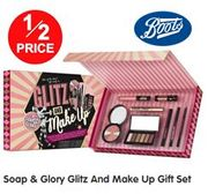 Half Price SOAP and GLORY Glitz and Make up Gift Set