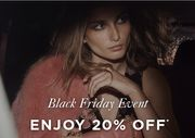 Enjoy 20% off Online and in Stores.