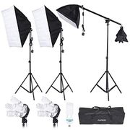 Andoer Photography Continuous Soft Box Lighting Kit at Amazon