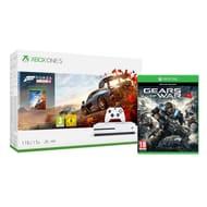 Xbox One S 1TB Console Forza Horizon 4 Bundle + Gears of War 4
