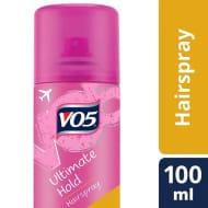 VO5 Hairspray Ultimate 100ml