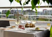 Spa Hotel in Jersey  Includes Breakfast, One Dinner, Flights and Car Hire