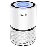 Levoit Compact Air Purifier LV-H132 Hepa Filter Allergys Asthma Ends Midnight