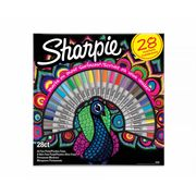 Sharpie Permanent Markers Pack of 28 Assorted
