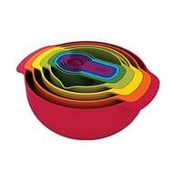BLACK FRIDAY DEAL Joseph Joseph Nest 9 plus Mixing Bowl and Measuring Set