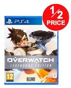 SAVE £20 - Overwatch Legendary Edition - PS4