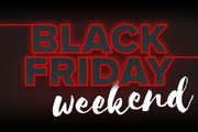 Up to 75% off This Black Friday Weekend
