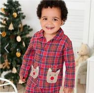 Kids' Reindeer Classic Pyjamas Only £18