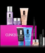 Clinique Gift Set + 6 Samples & Free Delivery
