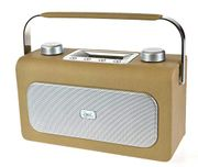 Retro DAB Radio with Bluetooth & Alarem Clock