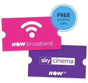 12 Months Sky Entertainment Pass for £45 at NOW TV