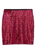 H&M Glittery Skirt