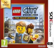 LEGO City Undercover: The Chase Begins - Selects Edition (Nintendo 3DS) [Used]